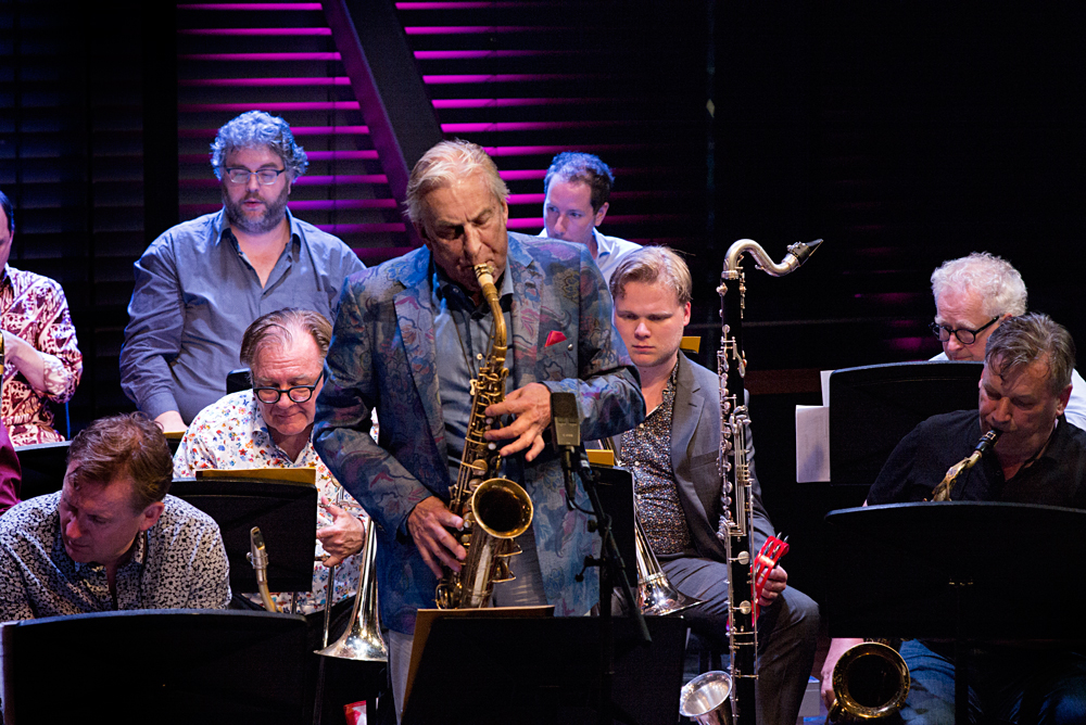 Leo-van-Oostrom-Foto-Gemma-van-der-Heyden-JazzNu.com_ David Kweksilber Big Band mag nu even op sabbatical
