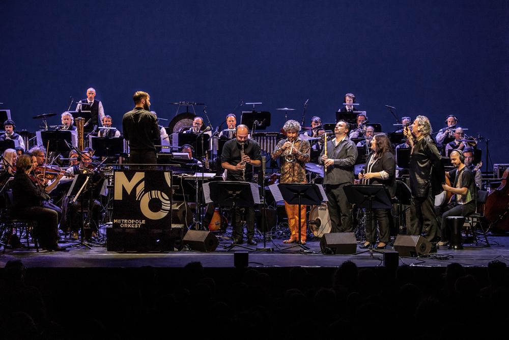 Metropole-Orkest-Soloists-of-the-Syrian-Bigband-Foto-Ada-Nieuwendijk-3 Huzarenstuk van Metropole Orkest en Eric Vloeimans