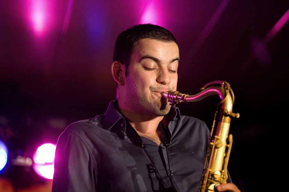 Claudio-Jr-De-Rosa-Foto-Tom-Beetz North Sea Jazz Festival opent met sterke optredens