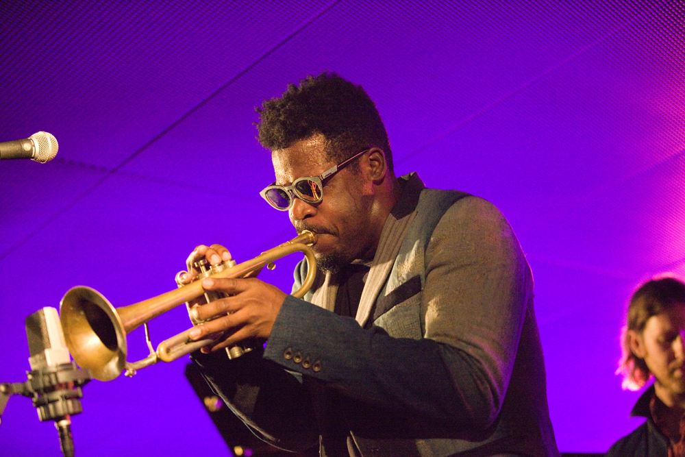 Keyon-Harrold North Sea Jazz verwent wederom de fijnproevers