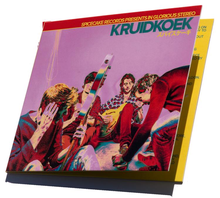 Kruidkoek Kruidkoek verpakt humor in serieus vakmanschap