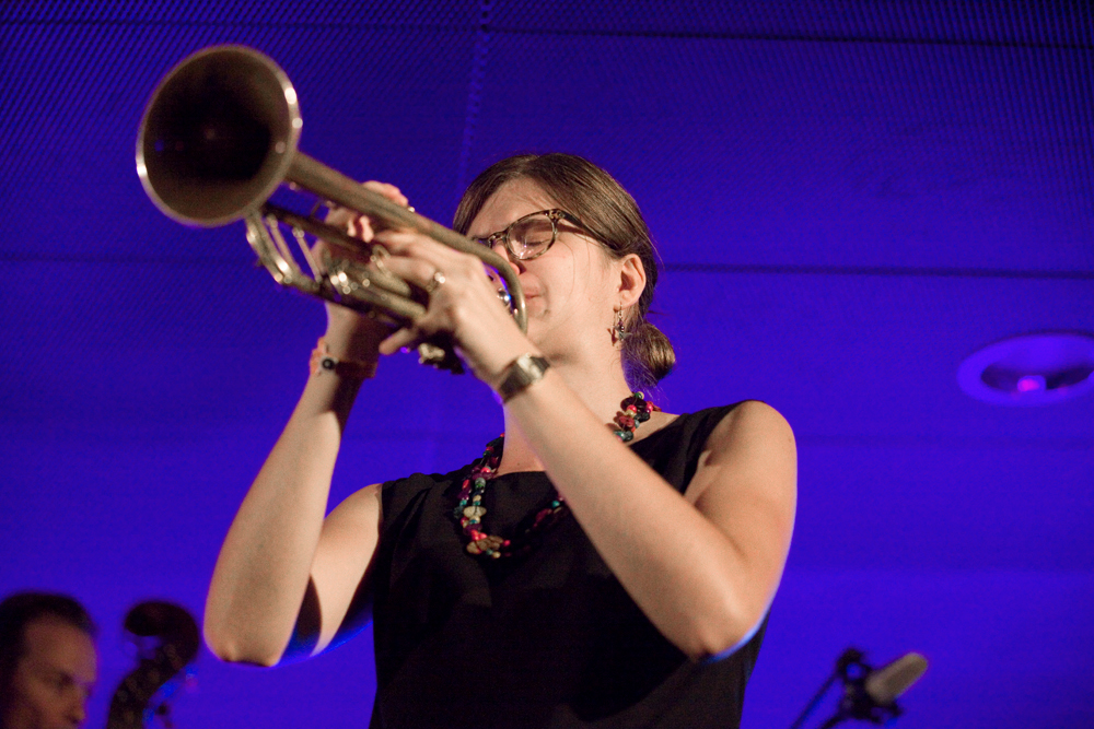 Laura-Jurd-Foto-Tom-Beetz North Sea Jazz Festival opent met sterke optredens