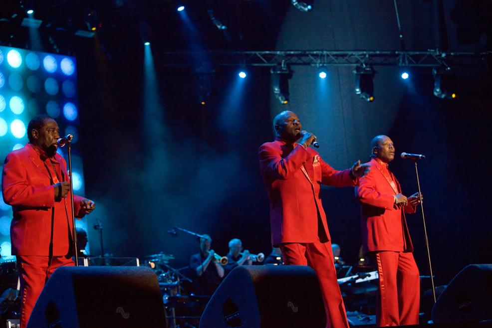 OJays-Foto-Tom-Beetz North Sea Jazz Festival opent met sterke optredens
