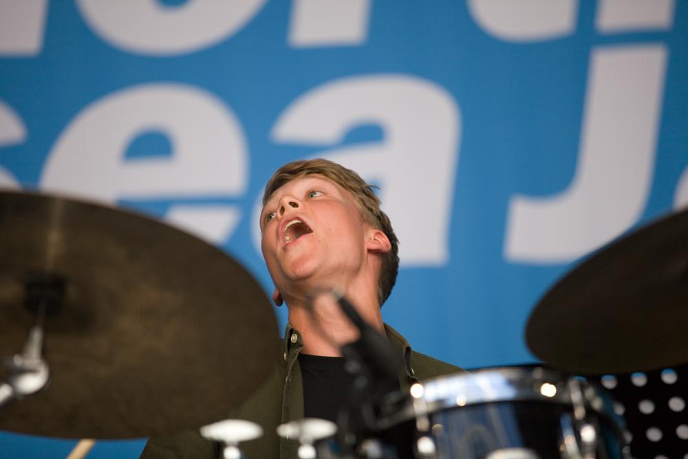 Tim-Hennekes North Sea Jazz verwent wederom de fijnproevers