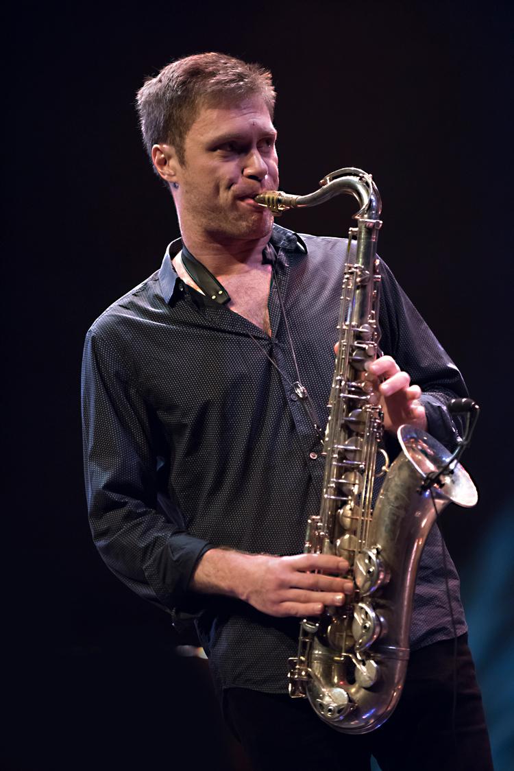 Antonio-Sanchez'-Migration-Chais-Baird-Foto-Jeanschoubs Jazzmeia Horn en Antonio Sanchez: jazz met boodschap