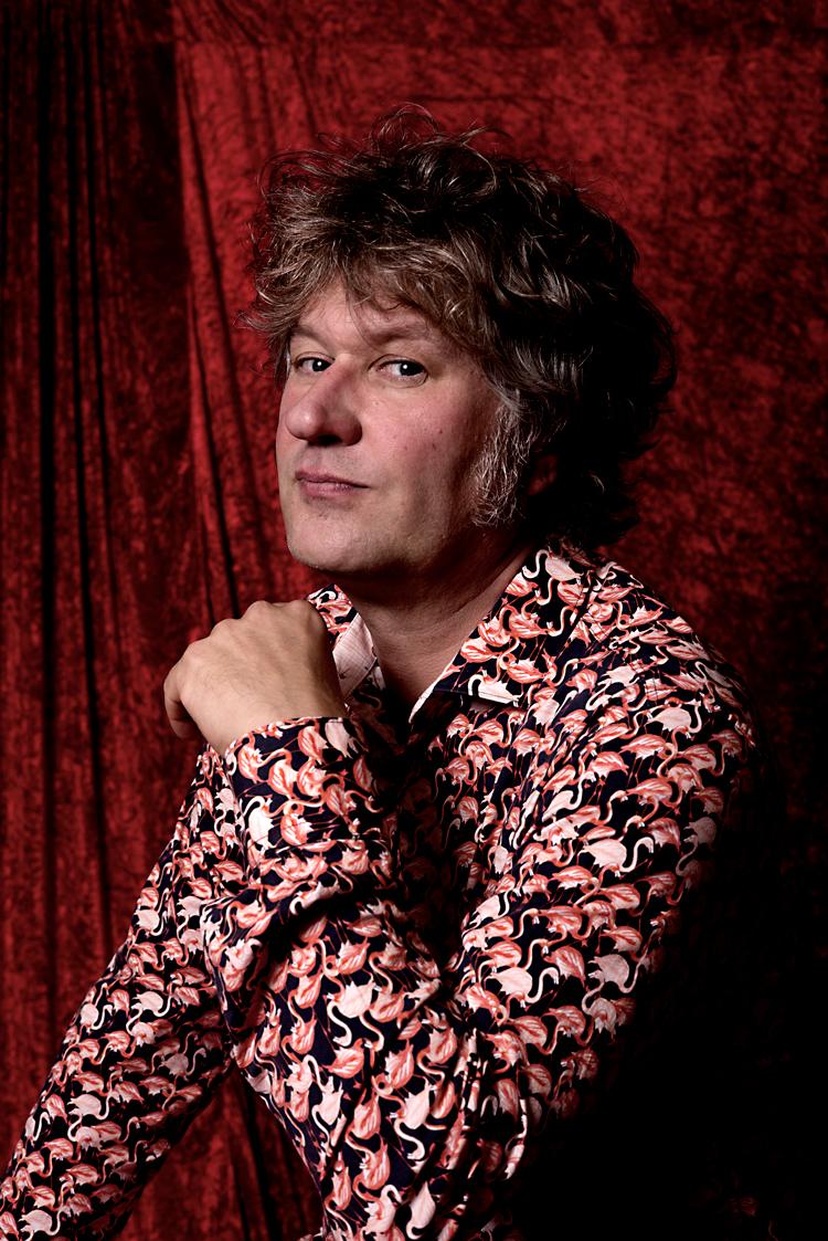 Eric-Vloeimans-1-Foto-Gemma-van-der-Heyden-JazzNu.com_ Eric Vloeimans heeft er het liefst een schemerlampje bij