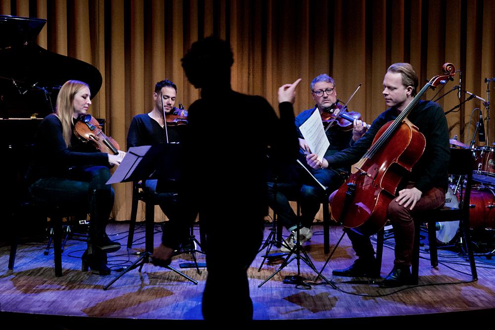 Wolfert-Brederode-en-Matangi-Quartet-Foto-Gemma-van-der-Heyden-JazzNu.com_ November Music '18 weer sterk in onverwachte botsingen