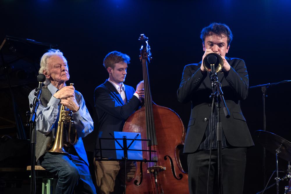 Jazzfest-2019_Ack-van-Rooyen-en-Ian-Cleaver JazzFest Amsterdam met opnieuw voor elck wat wils