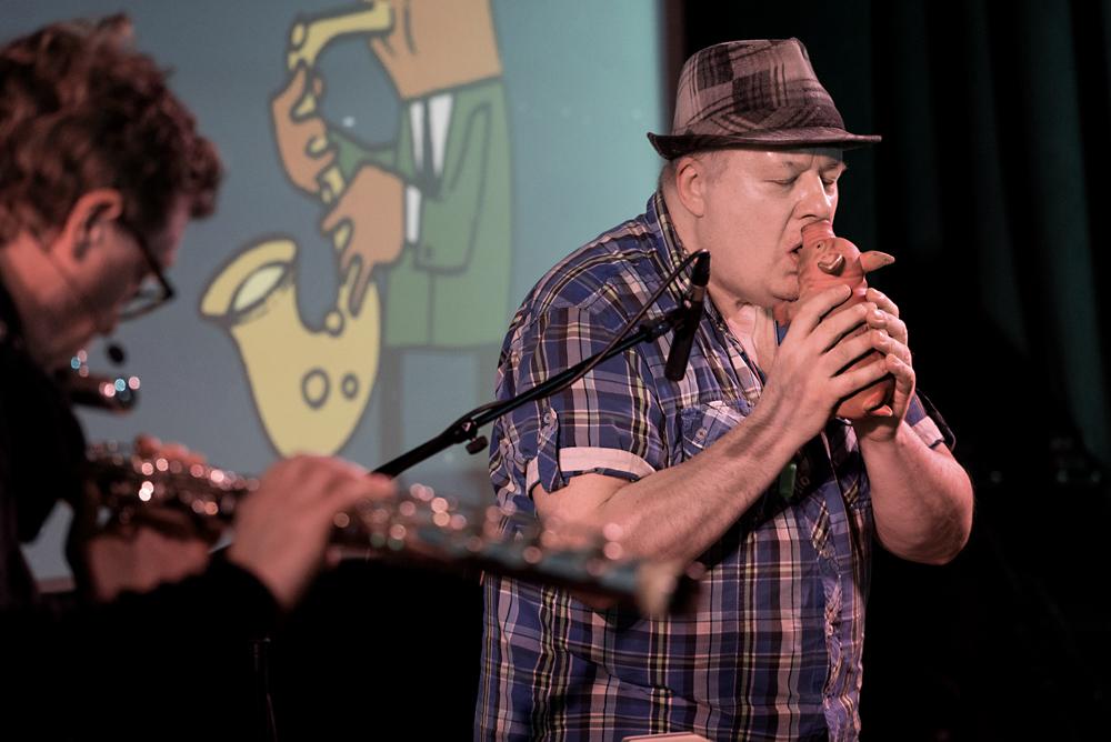 Jazzfest-2019_Alan-Purves-en-Mark-Lotz JazzFest Amsterdam met opnieuw voor elck wat wils