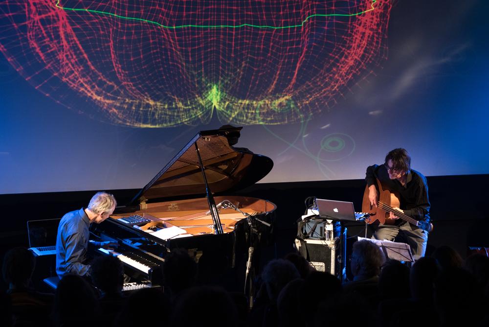 Jazzfest-2019_SNOW_Jeroen-van-Vliet-en-Frans-van-der-Hoeven JazzFest Amsterdam met opnieuw voor elck wat wils