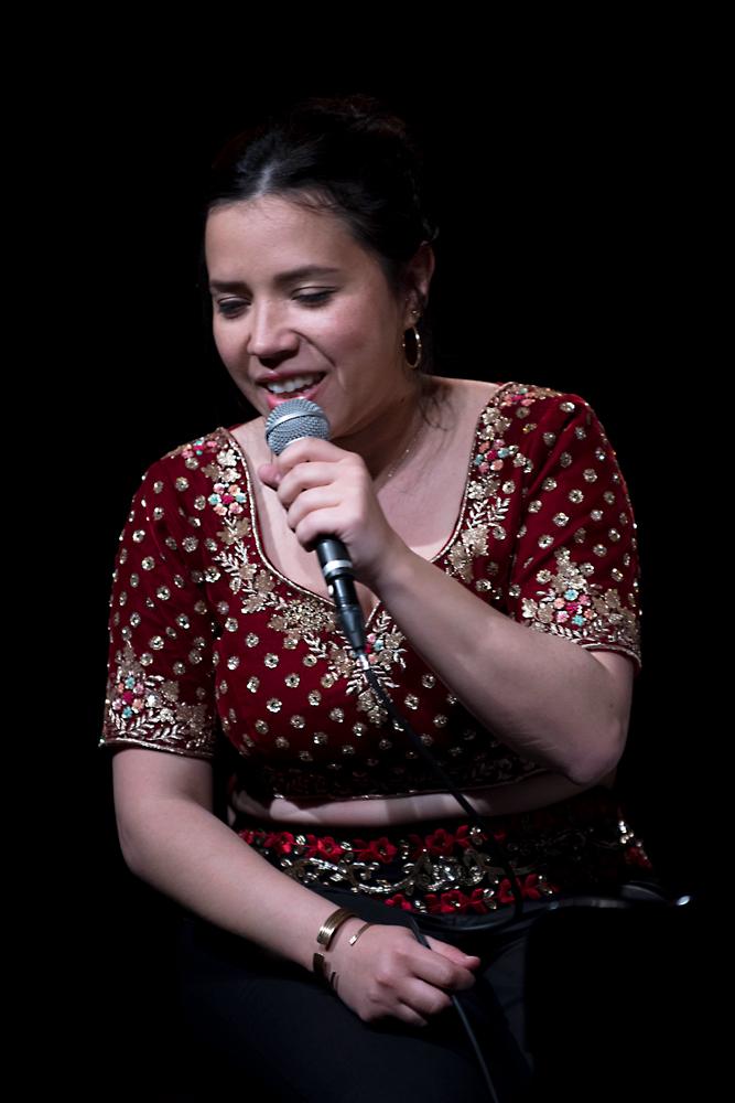 Marie-Fikry-1.-Foto-Jeanschoubs Marie Fikry's mengeling van jazz en Marokkaanse muziek