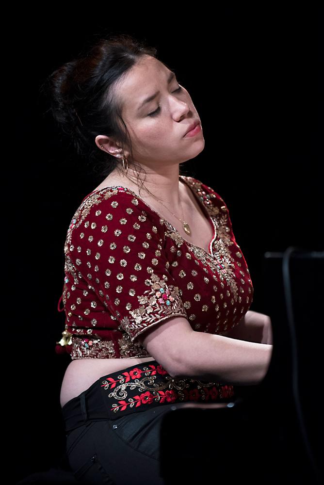 Marie-Fikry-3.-Foto-Jeanschoubs Marie Fikry's mengeling van jazz en Marokkaanse muziek