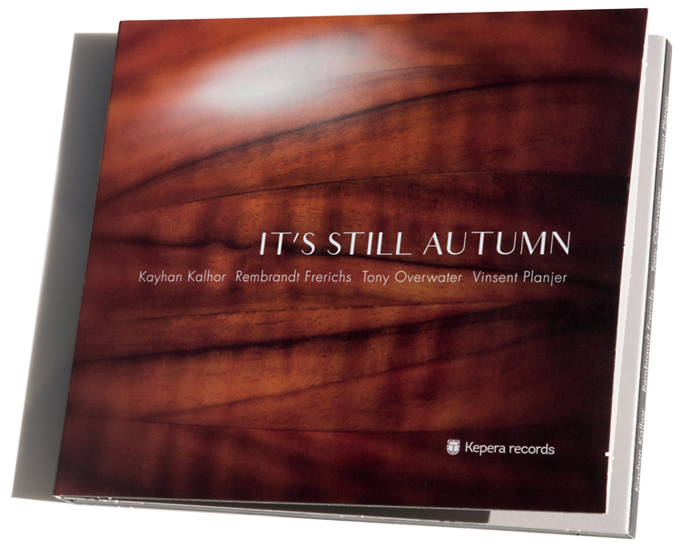 Still-Autumn Cd 'It's Still Autumn' van Frerichs c.s. bovenaards mooi