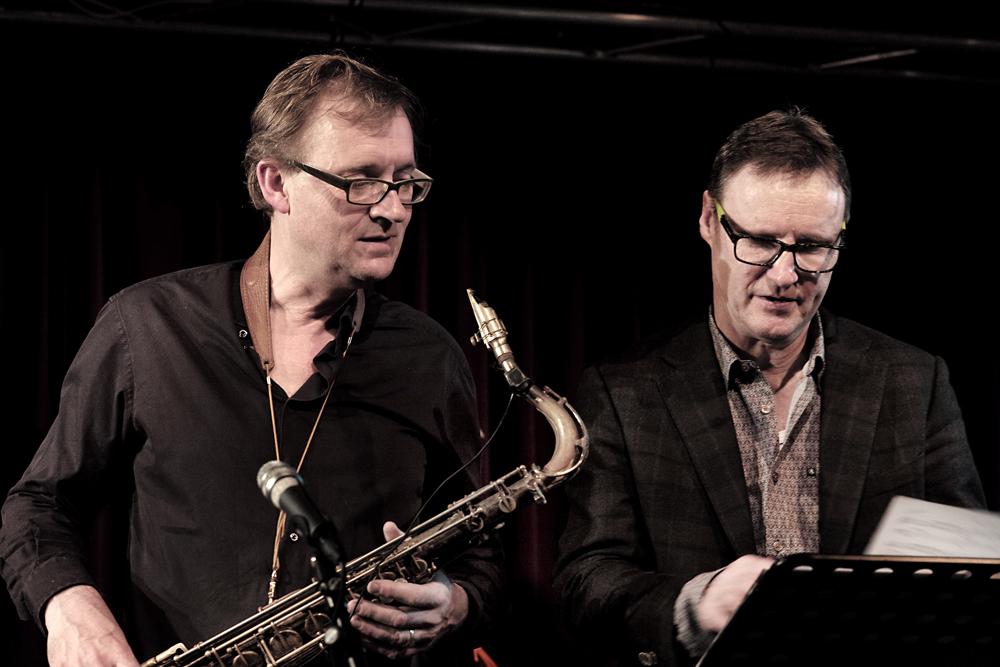 Jasper-Blom-Quartet-2-met-Bert-Joris-Paradox-4-12-2015.-Foto-Gemma-Kessels Boy Edgar Prijs 2019 naar duizendpoot Jasper Blom