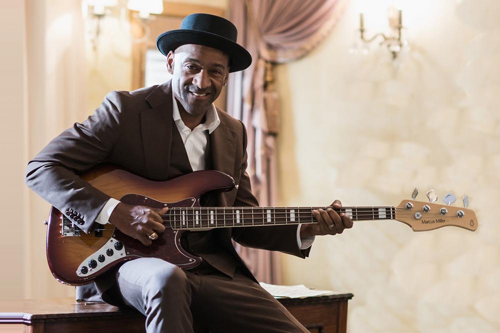 Marcus-Miller.-Foto-the-Arts-Music-Store Koen Graat laat 'Duketown' draaien met zestig concerten