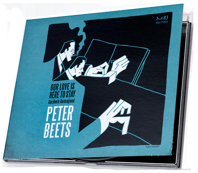 Peter-Beetz Peter Beets duikt geschiedenis in met George Gershwin