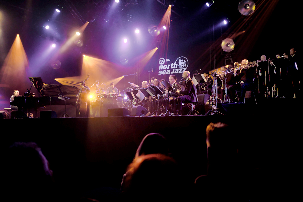 2-Michel-Camilo-New-Cool-Collective De wetmatigheden van North Sea Jazz gelden nog steeds