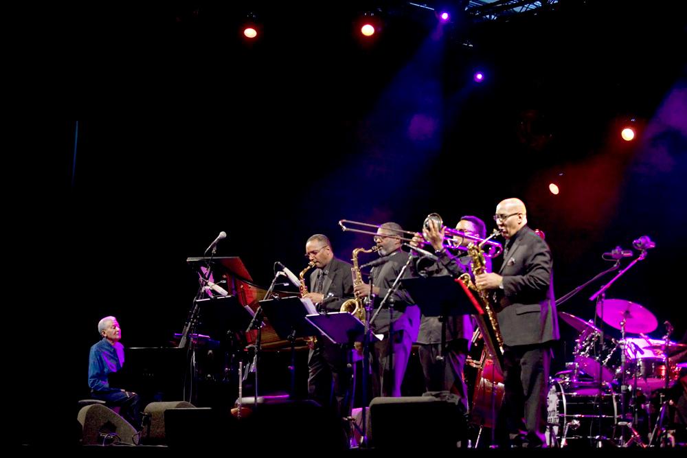 Abdullah-Ibrahim_band North Sea Jazz: zacht fondant met krokante korst
