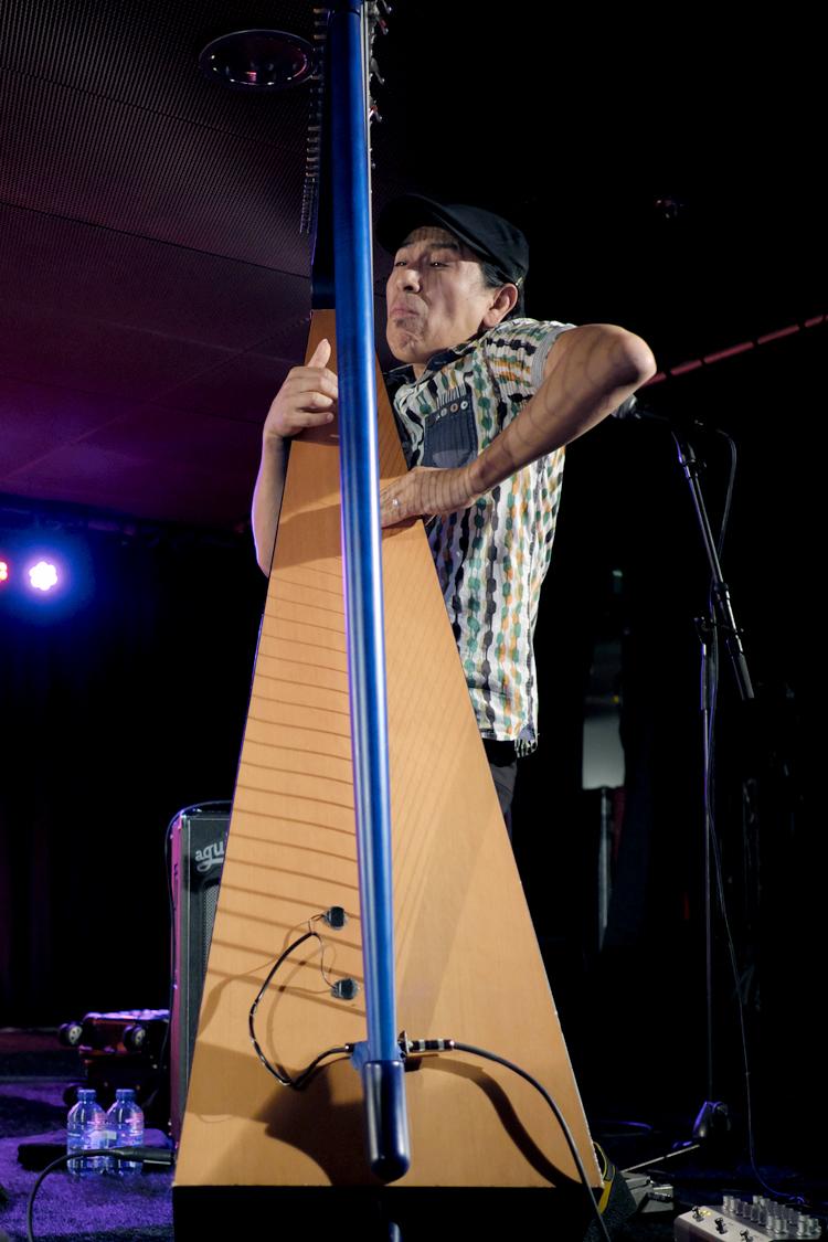 Edmar-Castaneda North Sea Jazz: zacht fondant met krokante korst