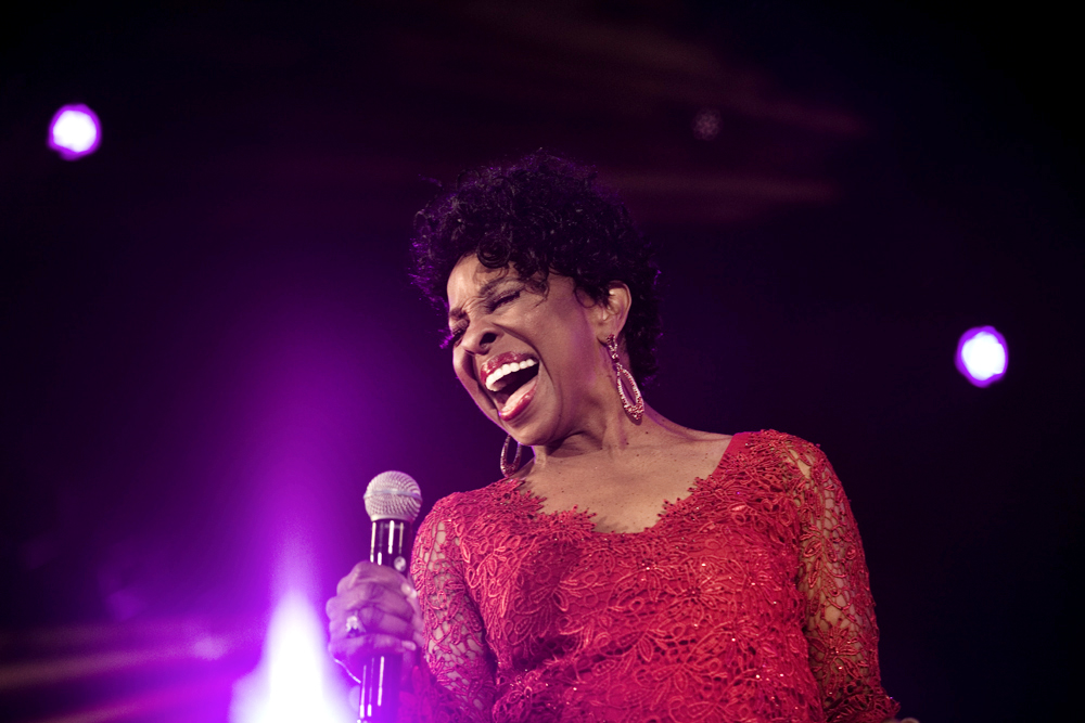 Gladys-Knight North Sea Jazz: zacht fondant met krokante korst