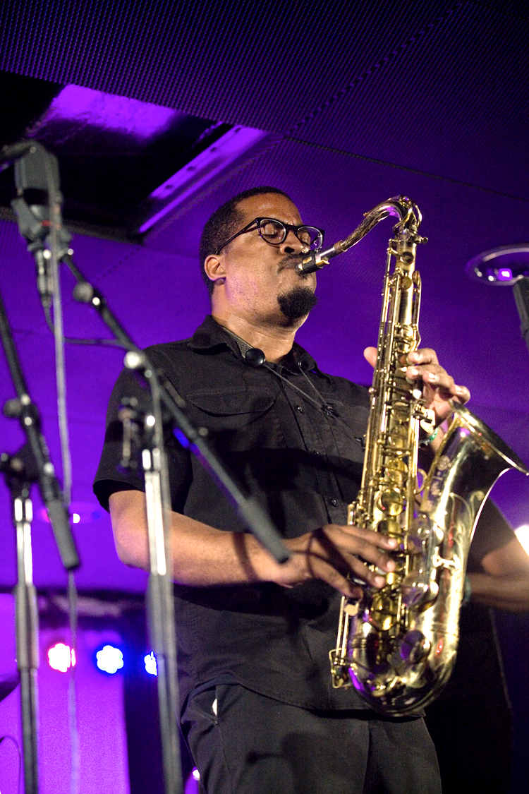 James-Brandon-Lewis-kopiëren Goed en nerveus begin van North Sea Jazz Festival