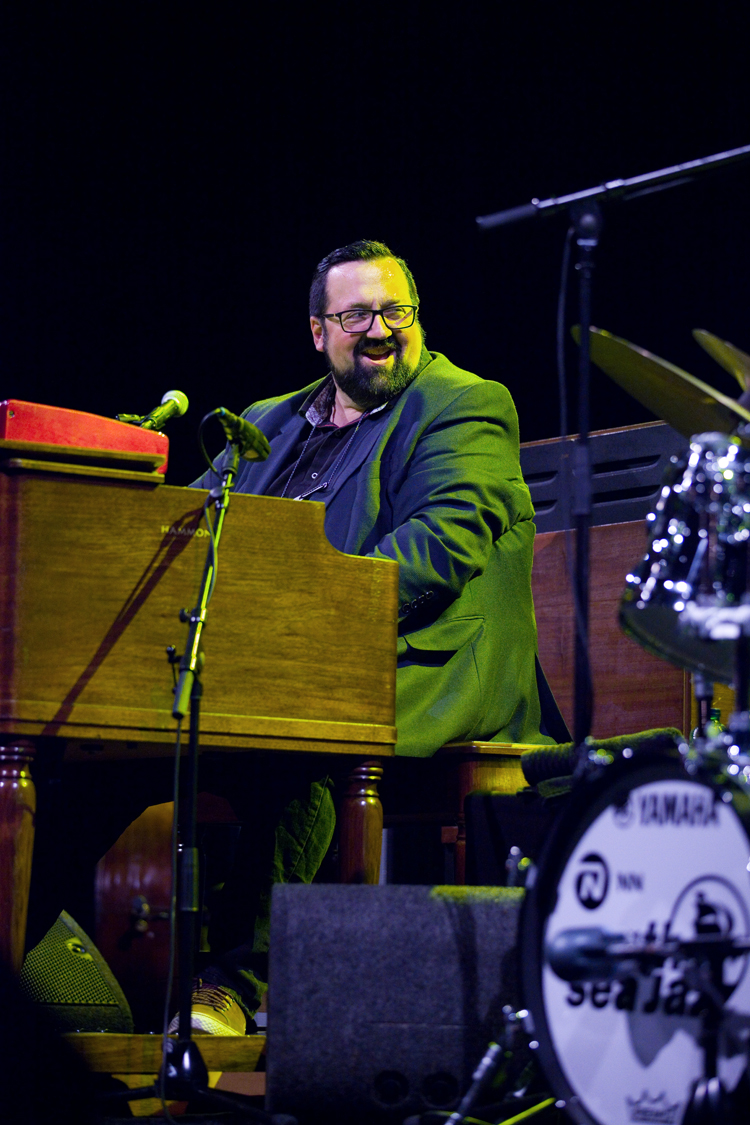 Joey-DeFrancesco De wetmatigheden van North Sea Jazz gelden nog steeds