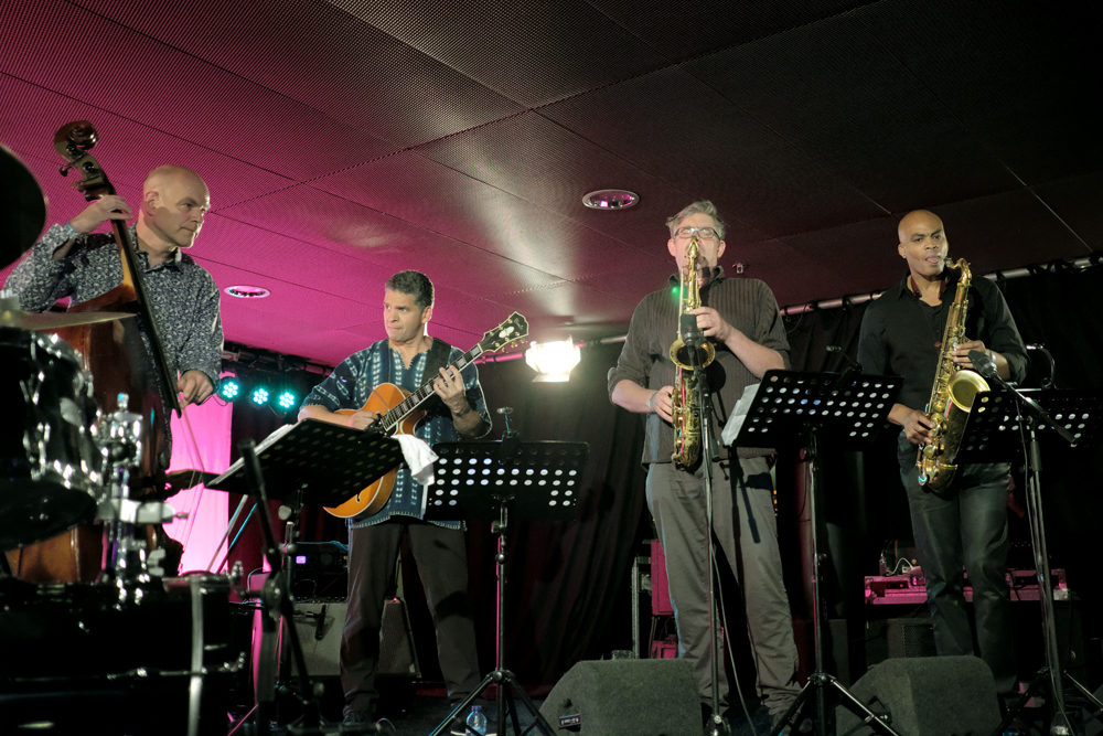Joris-Teepe-Freddy-Bryant-Johannes-Enders-Wayne-Escoffery De wetmatigheden van North Sea Jazz gelden nog steeds