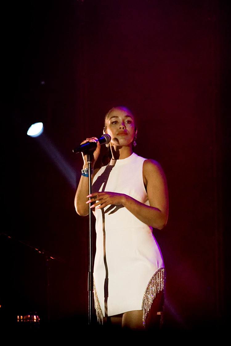 Jorja-Smith Het prentenboek van het North Sea Jazz Festival 2019