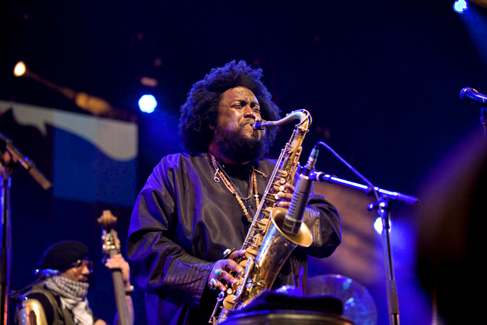 Kamasi-Washington North Sea Jazz: zacht fondant met krokante korst