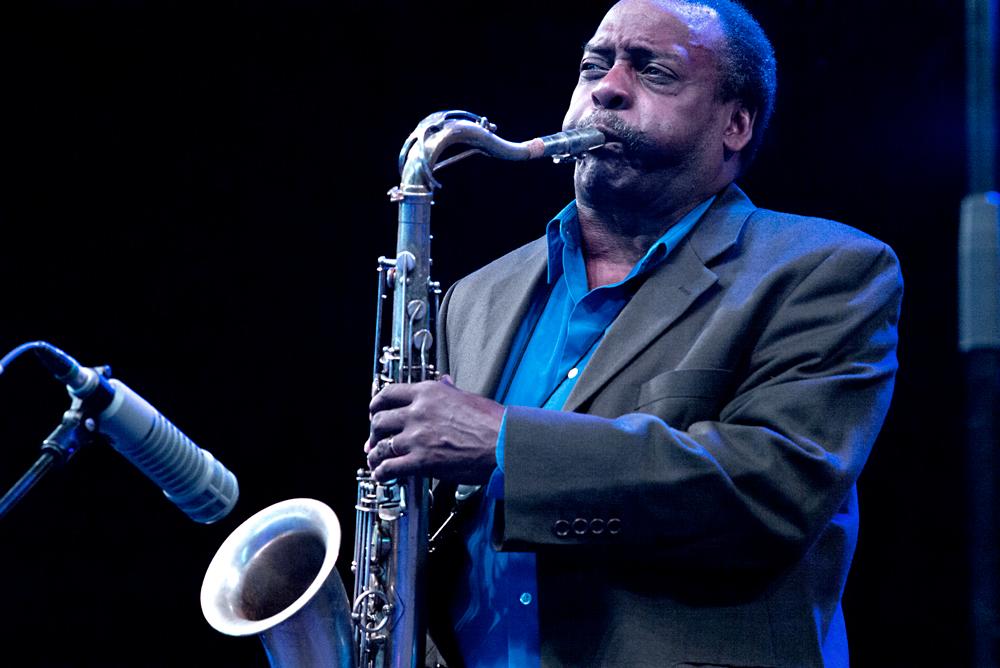 David-Murray.-Foto-Gemma-Kessels-JazzNu.com_ 50e editie Jazz Middelheim krijgt een gedroomde opening