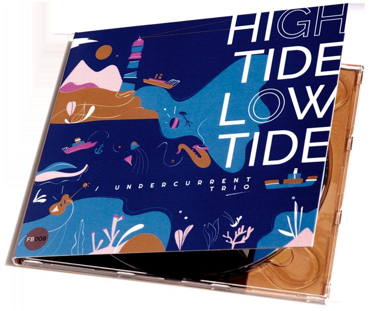 Iman-Spaargaren-High-Tide-Low-Tide Iman Spaargaren c.s. verrassen vanaf eerste noot