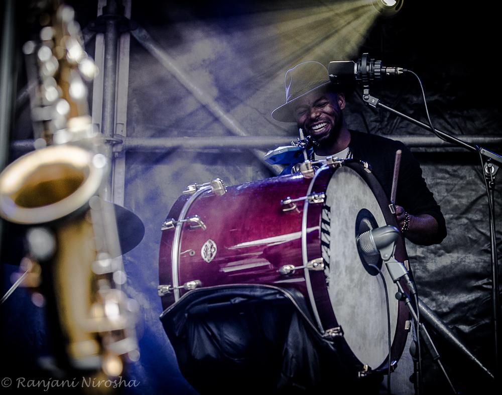 The-Harlem-Pussy-catchers-Patrick-Wiebers.-Foto-Ranjani-Nirosha Haarlem Jazz & More in een dampend fotoverslag