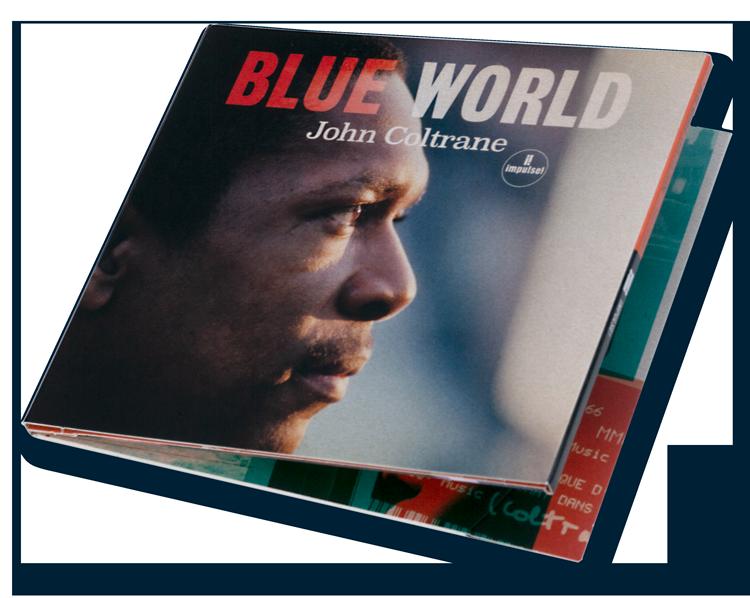 Coltrane-Blue-World 'Blue World' ontspannen blik op klassiekers John Coltrane