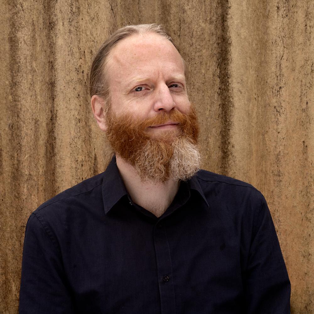Paul Guldemond, directeur van muziekpodium Paradox.