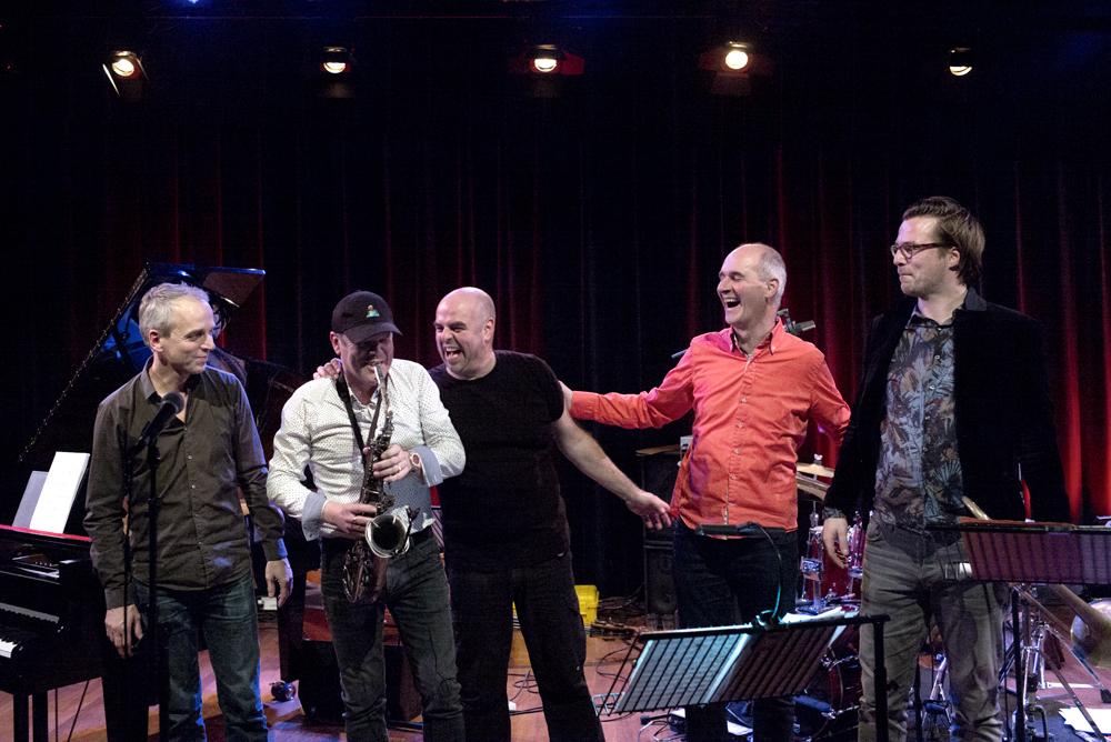 Paul-van-Kemenade-Quintet.-Foto-Gemma-Kessels Paradox Tilburg viert veertigjarig bestaan van SBM