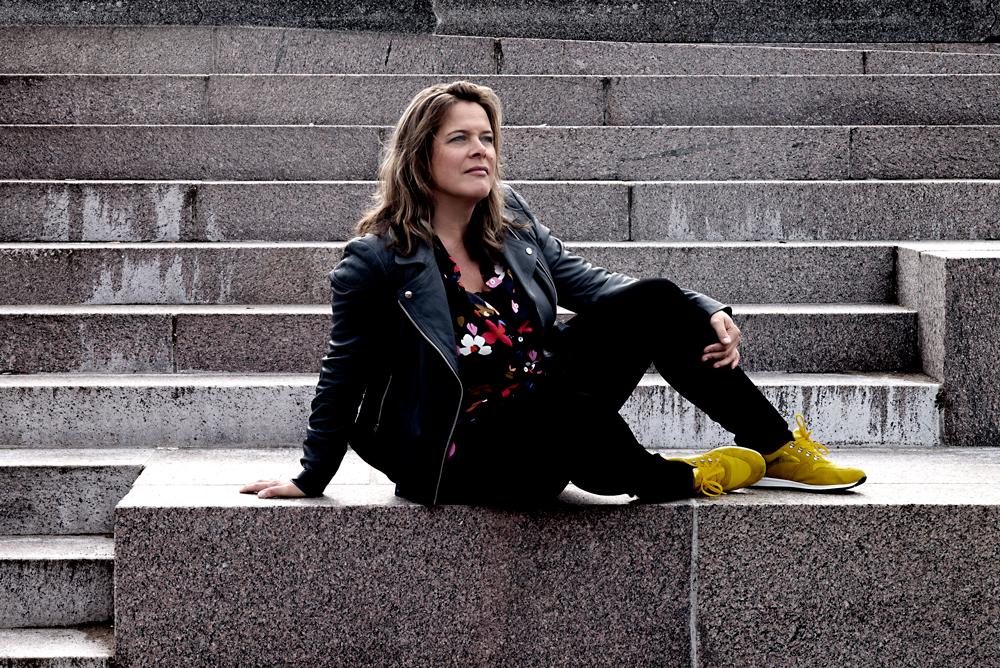 """Sanna van Vliet: """"Het Great American Songbook is zo universeel, er zit enorm veel vrijheid in."""""""
