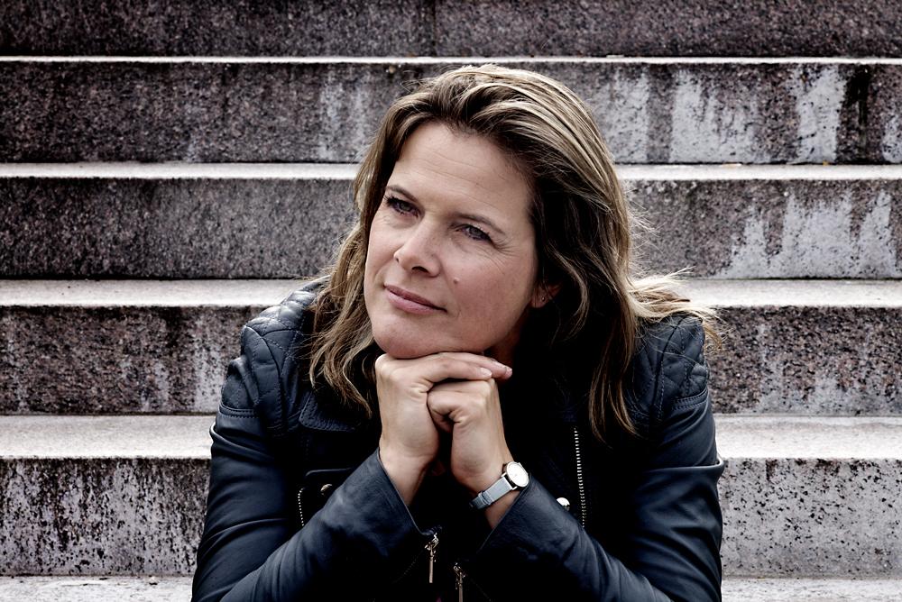 """Sanna van Vliet: """"Ik heb bewondering voor mensen die heel ver gaan als het over milieu gaat."""""""