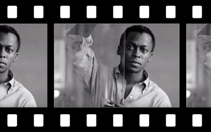 filmrol-1 Met Miles Davis naar de film