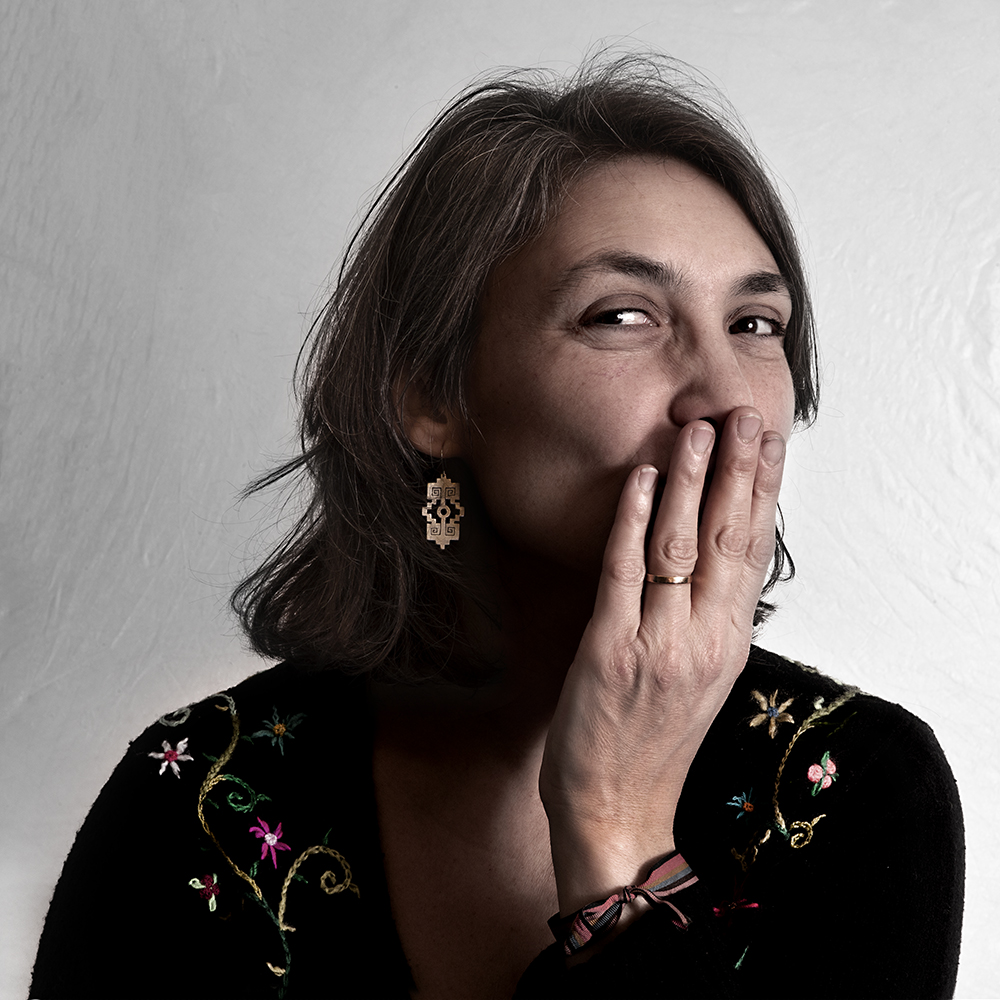 Ada Rave is meer een improvisatiemusicus dan een notenlezer.