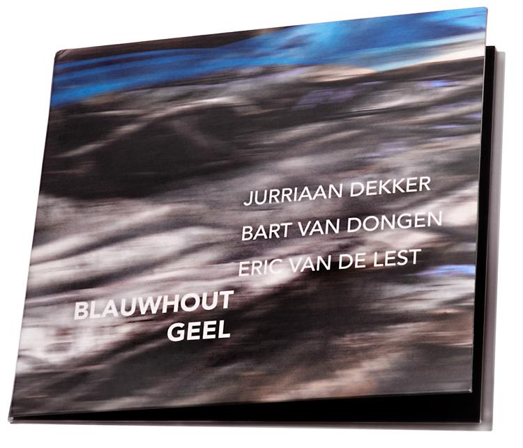 CD-Blauwhout Bart van Dongen toont kracht in triovorm en solo