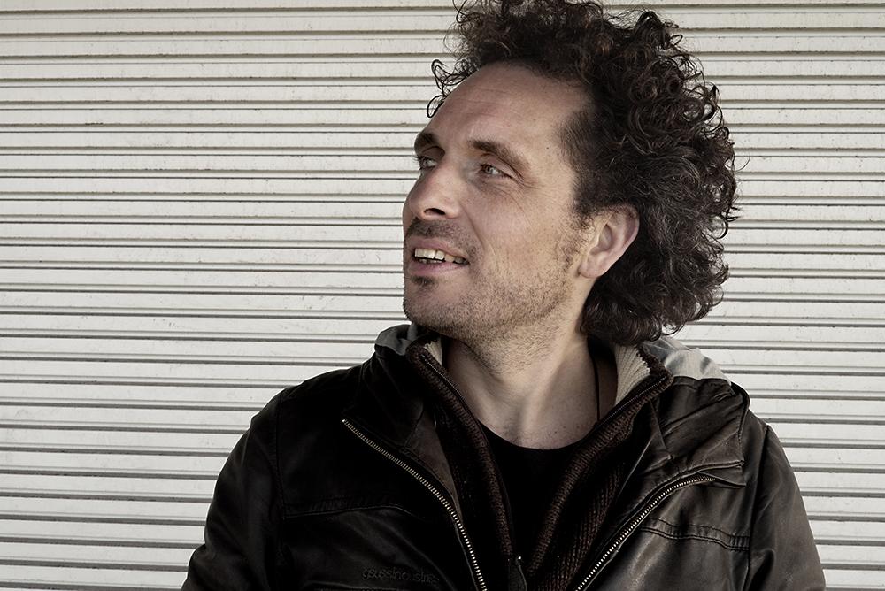 Lucas Dols is naast jazzmusicus ook een oprechte wereldverbeteraar.