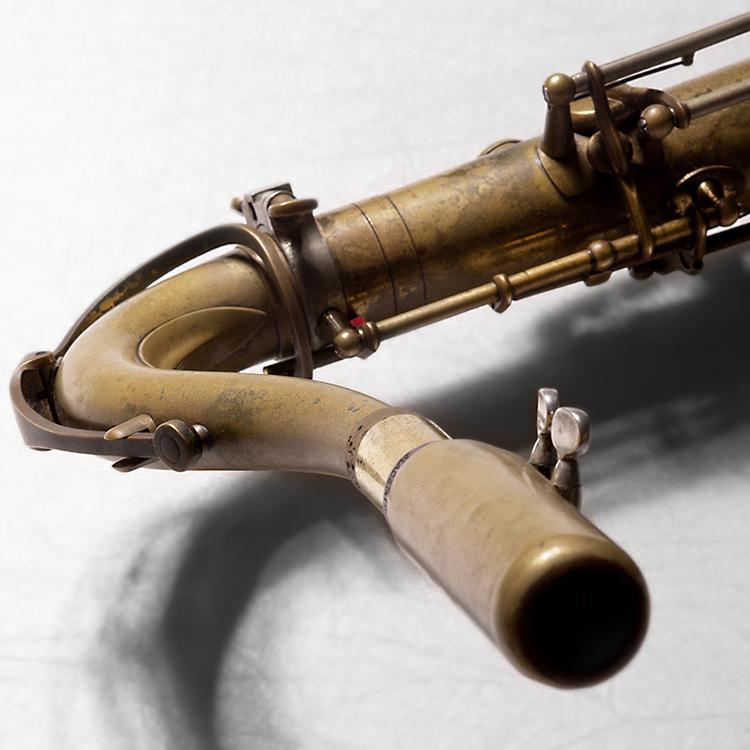 Yuri Honing haalde decennia geleden zijn tenorsaxofoon helemaal uit elkaar, oliede hem en zette hem toen weer probleemloos in elkaar.