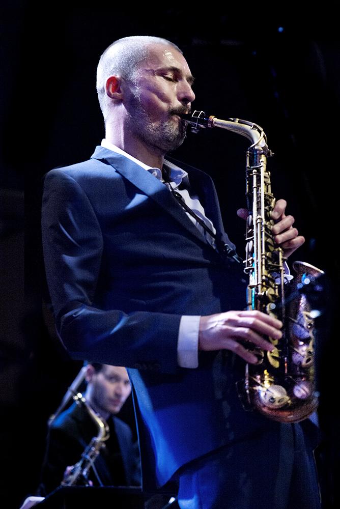 Joris Posthumus, specialist in Japanse jazz.