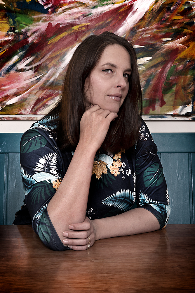 """Renske Taminiau: """"Ik wil niet alleen muziek maken met een entertainment-waarde; ik ben niet bang een bepaalde boodschap of gedachte over te brengen."""""""