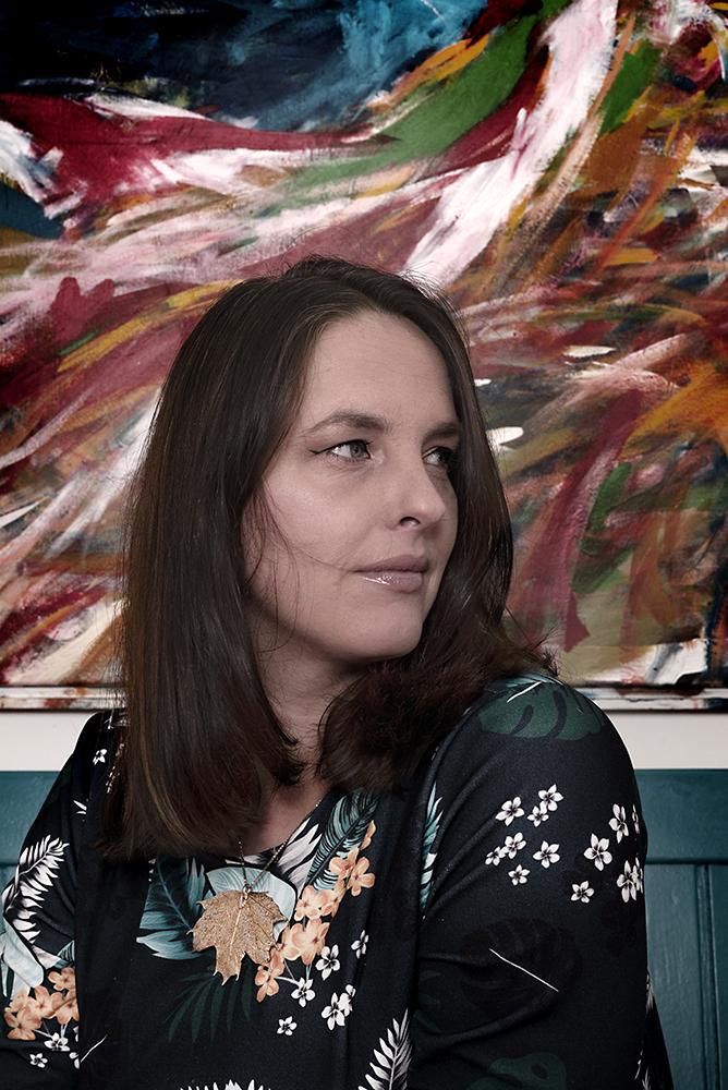 """Renske Taminiau: """"Ik vraag mezelf steeds af: wat heeft de jazz van nu te bieden, in plaats van je steeds op het verleden te richten."""""""