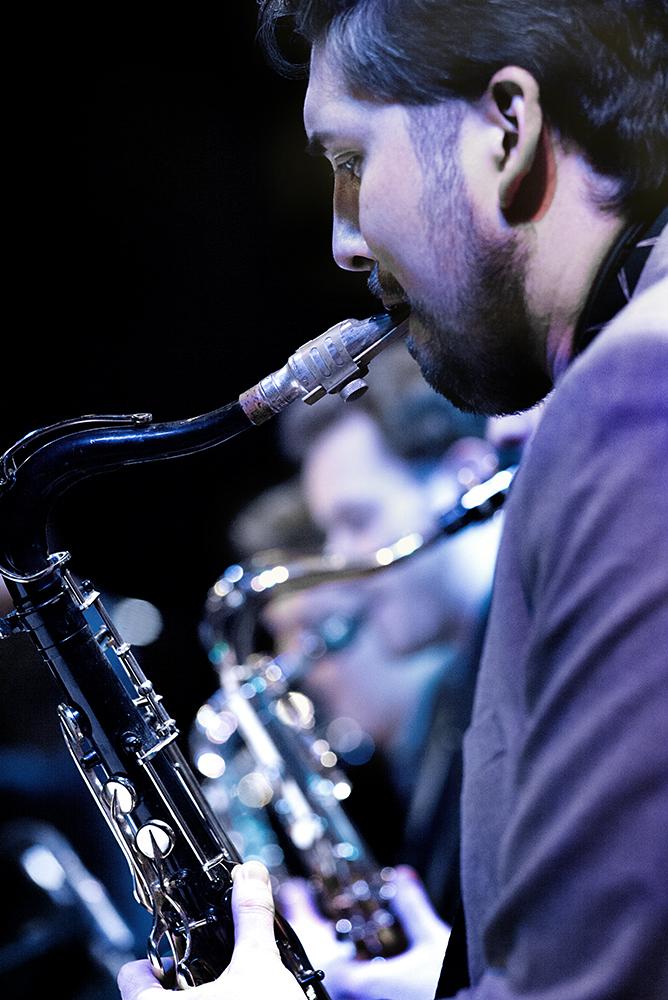 Sebastiaan Wong is een van de oprichters van de Young Jazz Society en samensteller van het programma van 2020.