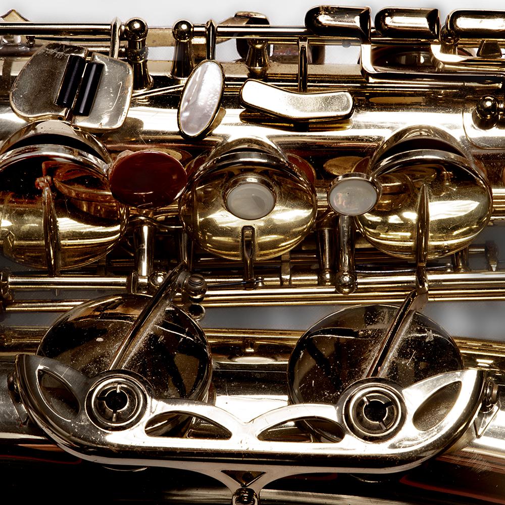 De prachtige 'muziekmachine' van Ties Mellema.