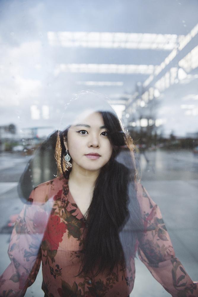 """Sun-Mi Hong: """"De crisis leert ons sterk te zijn en er het beste van te maken."""" Foto IAMKAT"""