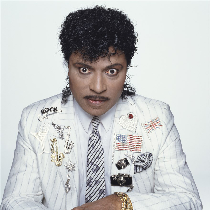 Little-Richard.-Foto-Terry-ONeill Little Richard, het breekijzer van de rock&roll, is dood