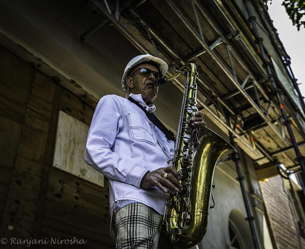 """Rinus Groeneveld: """"Laten de klagers buiten de stad blijven wonen, de stad moet bruisen."""" Foto Ranjani Nirosha"""